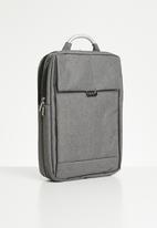 Escape Society - Laptop backpack - grey