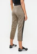 STYLE REPUBLIC - Athleisure jogger - brown & black