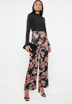 STYLE REPUBLIC - Wide leg trousers - multi