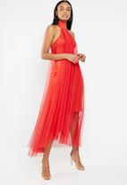 DAVID by David Tlale - Sofia dress - orange