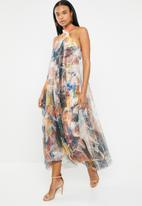 DAVID by David Tlale - Sofia dress - multi