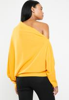 DAVID by David Tlale - Spectacular top - yellow