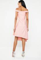 DAVID by David Tlale - Trench dress - pink