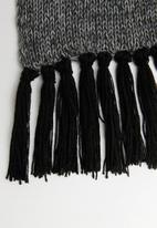 Superbalist - Chunky melange scarf - multi