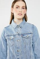 Levi's® - Trucker jacket - blue