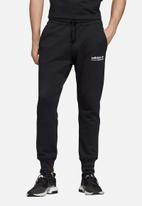 adidas Originals - Kaval Sweatpant - black & white