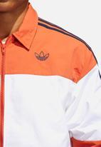 adidas Originals - Colourblock coach jacket - multi