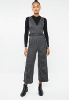 Superbalist - Jumpsuit with d-ring belt - grey