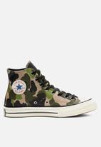 Converse - Chuck 70 Hi - candied ginger / piquant green