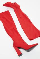 Superbalist - Stacey boots - red