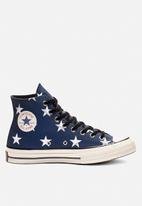 Converse - Chuck 70 Hi - navy / white / egret