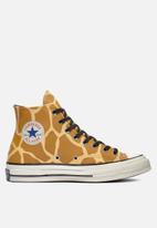 Converse - Chuck 70 Hi - flax / brown / egret