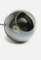 Sixth Floor - Duo ball pendant - smoke