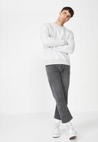 Cotton On - Crew fleece - grey