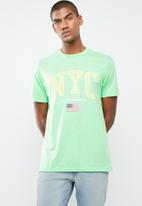 Cotton On - Tbar short sleeve tee 2 - green