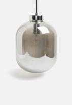 Sixth Floor - Baloon pendant - smoke