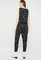 ONLY - Nova lux printed sleeveless jumpsuit - multi