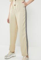 Superbalist - Utility jumpsuit - beige
