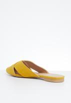 New Look - Jule mule - yellow