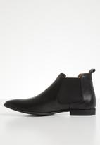 Watson Shoes - Brent - black