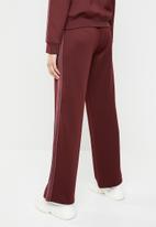 ONLY - Misty sweat pants - burgundy