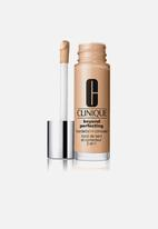 Clinique - Beyond perfecting foundation & concealer - hazelnut