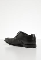 Steve Madden - Easton formal leather - black