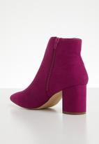 Madison® - Ankle boot - pink