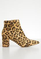 Madison® - Debbie ankle boot - brown & beige