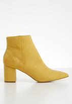 Madison® - Debbie ankle boot - yellow
