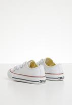 SOVIET - Viper kids  low cut sneaker - white