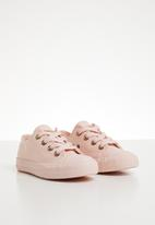 SOVIET - Viper kids  low cut sneaker - pink