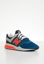 New Balance  - 247 V2 tweens sneaker - multi