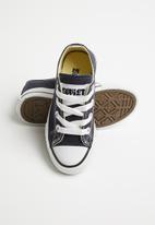SOVIET - Viper kids  low cut sneaker - navy