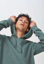 Cotton On - Fleece pullover - khaki