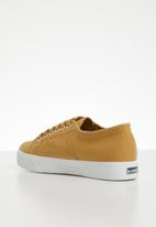 SUPERGA - 2730 Cotu canvas mid wedge - wbl beige taffy