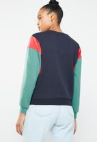 Noisy May - Jonas long sleeve sweat - multi