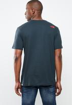 The North Face - Simple dome tee - navy
