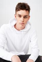Cotton On - Fleece pullover - white