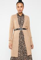 Superbalist - Mid length coatigan - beige