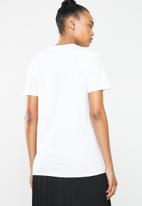 Missguided - Brooklyn T-shirt - white
