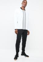 Reebok - Ts bomber jacket - white