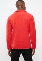 STYLE REPUBLIC - Fleece full zip jacket - red