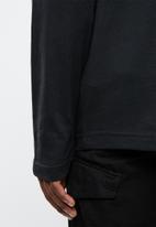 Reebok Classic - Classics Vector long sleeve tee - black