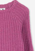 Cotton On - Sophia knit jumper - purple