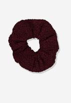 Cotton On - Scrunchie - burgundy