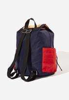 Cotton On - Utility back pack - multi