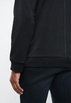 Asics - Essential french terry gxp hoodie - black