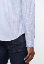 Pringle of Scotland - Norwell styled fit shirt - white
