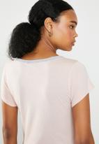 G-Star RAW - Civita slim short sleeved tee - pink